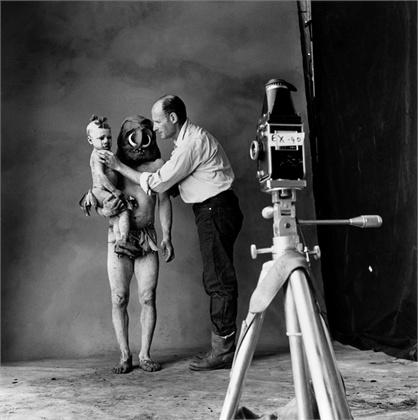 (AP Photo/Irving Penn Studio, Inc.,Lisa Fonssagrives-Penn)